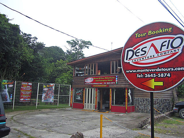Desafio Monteverde Office Signs