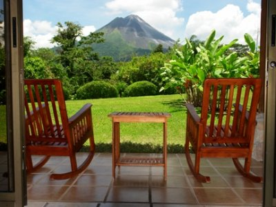 Hotel Arenal Manoa