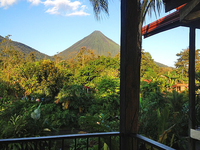 Casa Luna Lodge Arenal Costa Rica