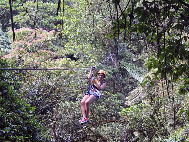Arenal Vista Canopy Tour Costa Rica