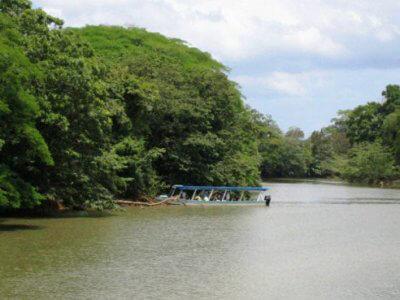 Cano Negro Boat