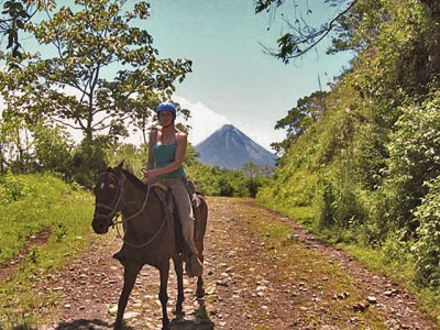 Horseback Ride from Monteverde to Arenal