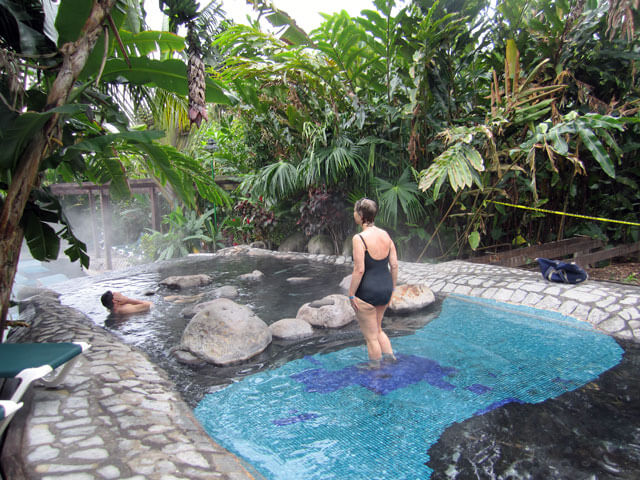 Baldi Hot Springs Arenal