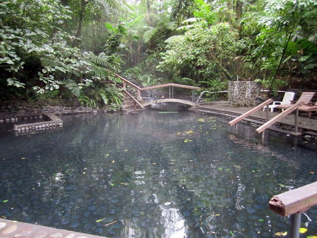 Eco-Termales Hot Springs Arenal Costa Rica