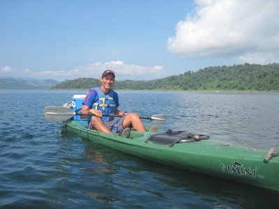 Kayaking Arenal Volcano