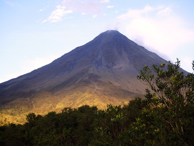 Arenal Volcano Hike:Natural History Tour