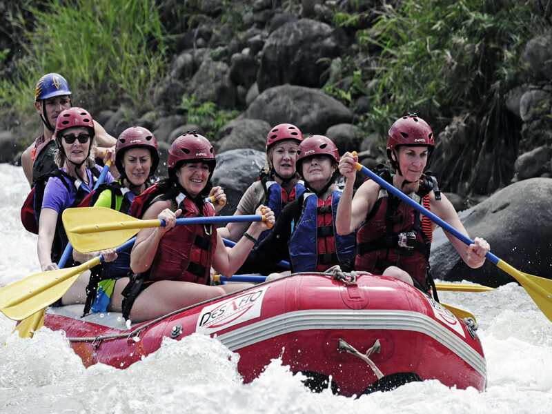 Costa Rica Fun & Adrenaline Package