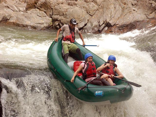 Rio Tenorio Rafting Costa Rica