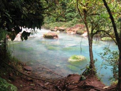Rio Celeste Arenal