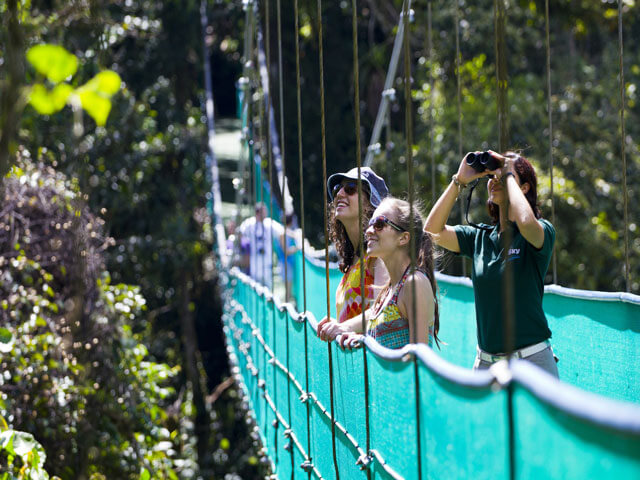Skytrek Arenal Hanging Bridges
