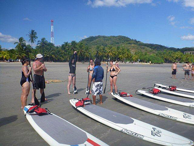 Stand Up Paddle Samara Beach