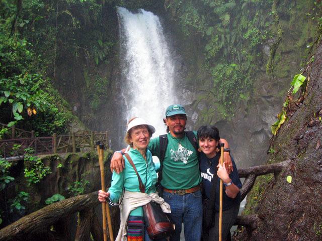 Costa Rica La Paz Waterfalls