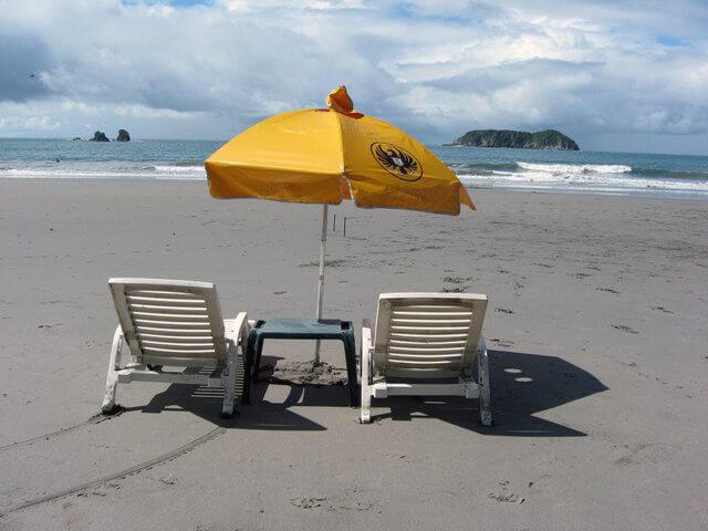 Costa Rica has Beautiful Beaches