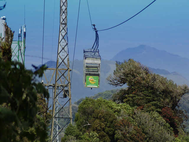 Skytram Monteverde