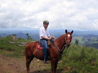 Horseback Riding in Monteverde Costa Rica