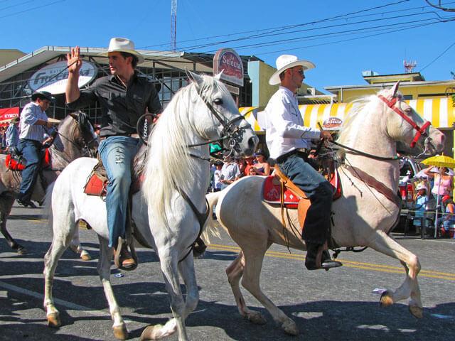 Horse parades - Topes - Costa Rica