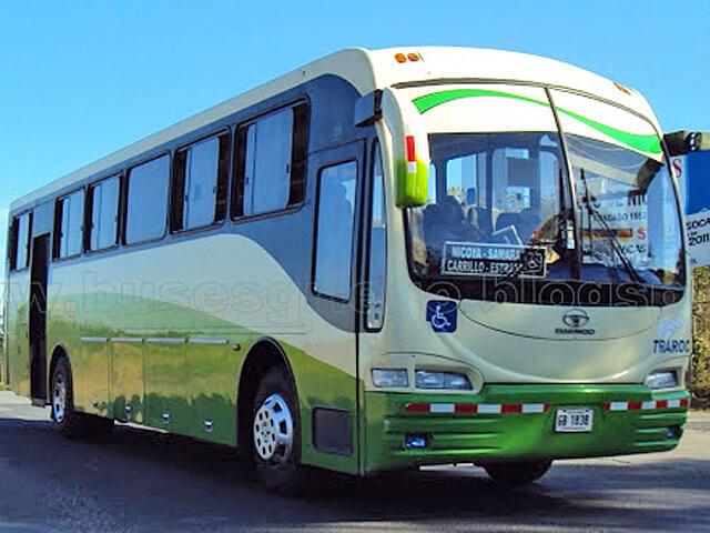 Costa Rica Public Buses