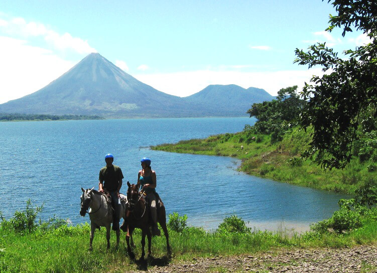 Horseback Riding Monteverde to Arenal