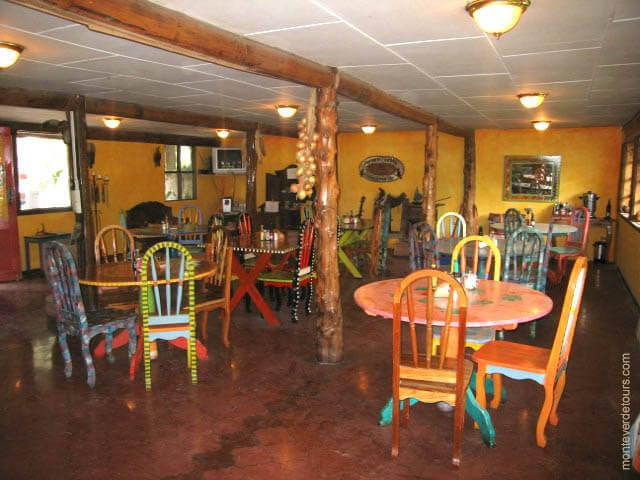 Restaurant La Colina Lodge