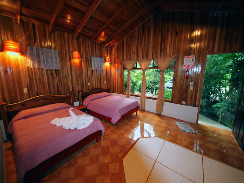 Monteverde Villa Lodge Bedroom