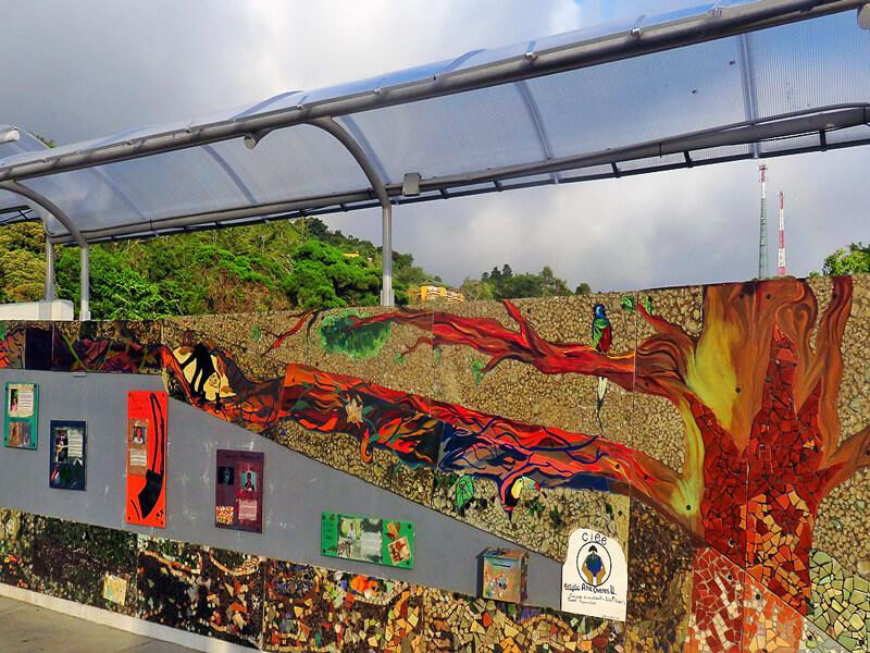 Bank Mural