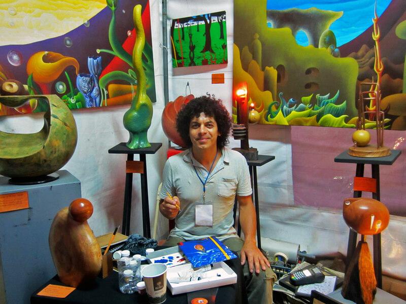 Marco Tulio Painter