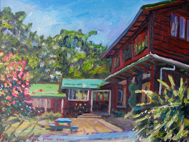Friends Meeting House in Monteverde
