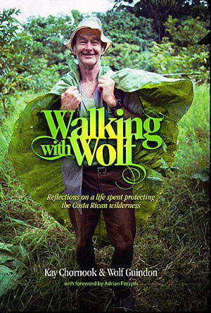 Walking with Wolf by Kay Chornook