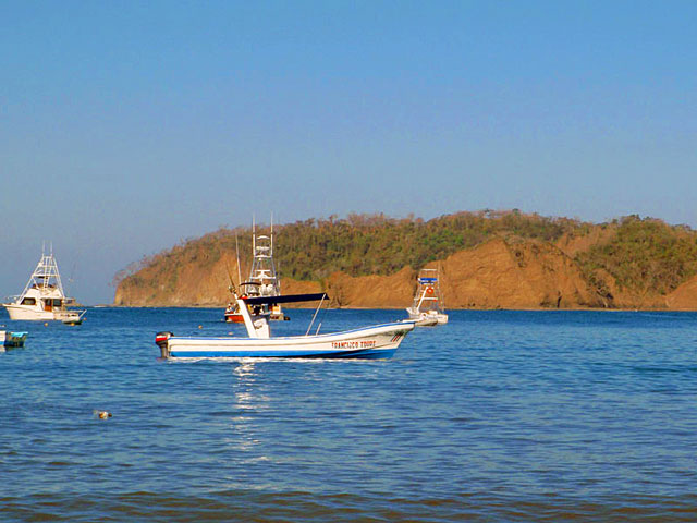 Inshore Fishing Costa Rica