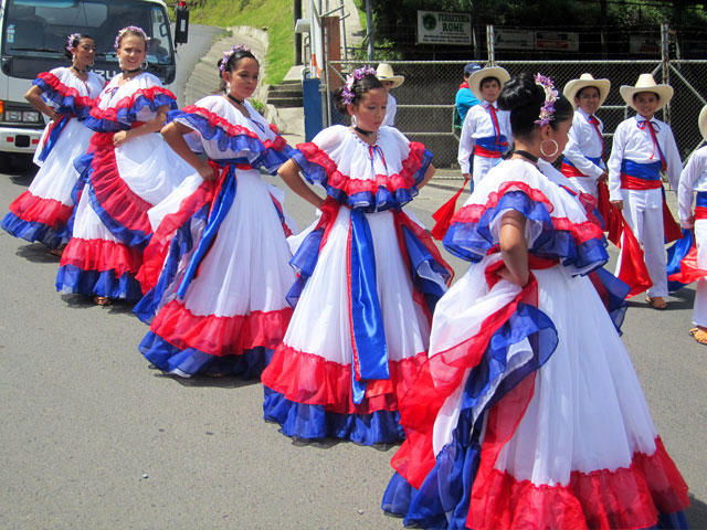 Guanacaste party Costa Rica
