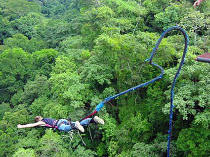 A History of Bungee Jumping Costa Rica