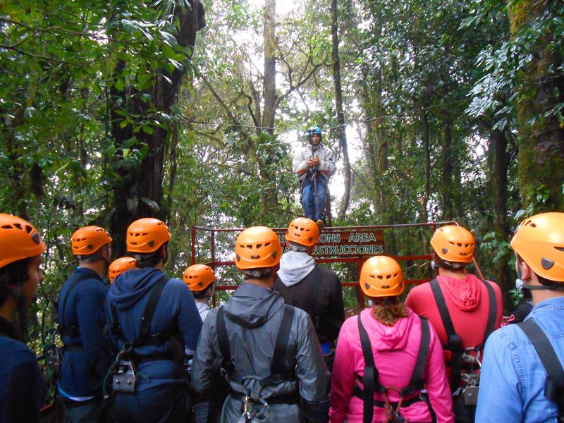 Aventura Canopy Monteverde Costa Rica