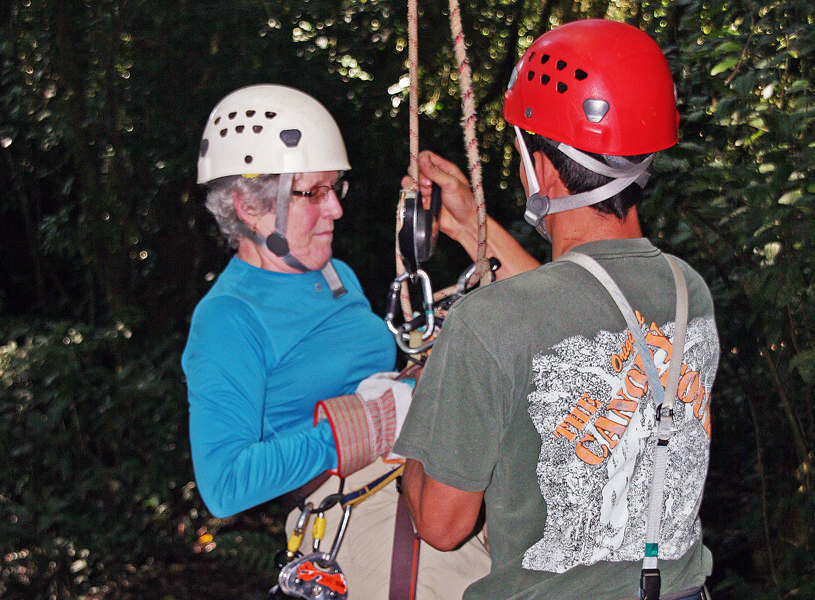 Good for all ages!Original Canopy Tour