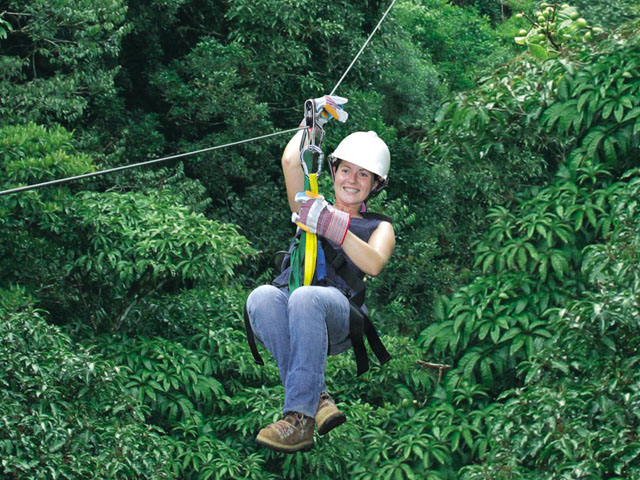 Selvatura Canopy Tour