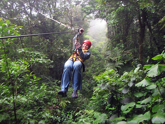 Highlights Tour Monteverde Cloud Forest Costa Rica