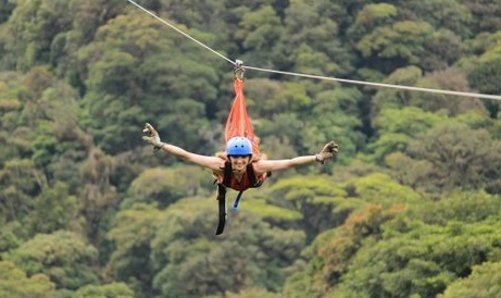 Fly like superman with Selvatura & Selvatura Canopy Tours | Monteverde Costa Rica Ziplines