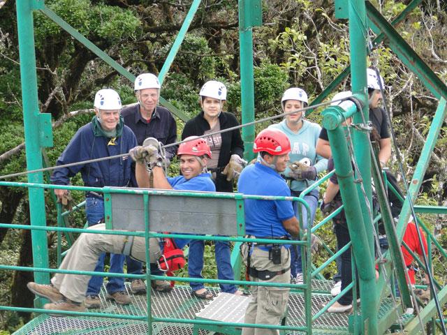 Skytrek Canopy Tour Monteverde
