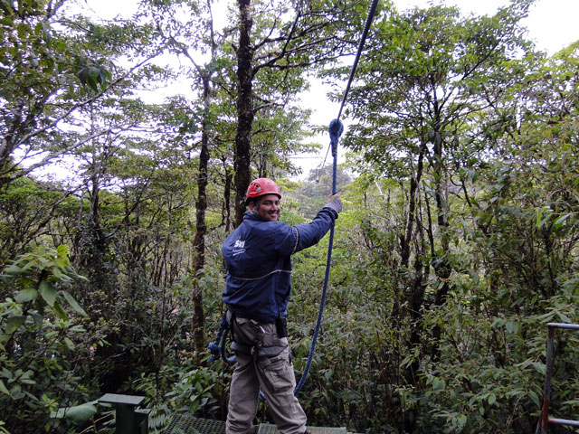 Skytrek, Skytram and Skywalk | Zip Lines Monteverde Costa Rica