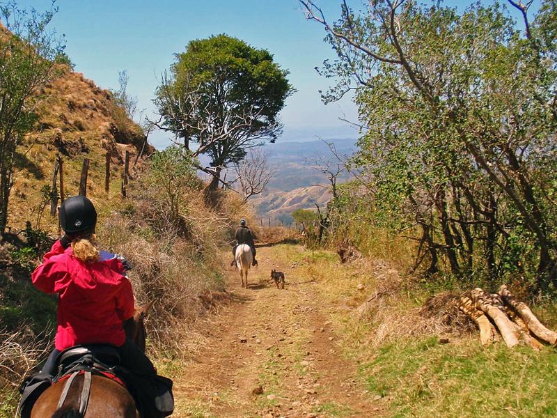En Route All Day Cowboy Tour Monteverde