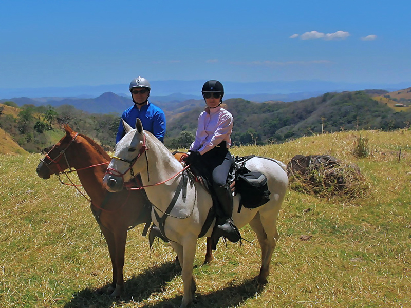 Horseback Ride to Arenal Volcano