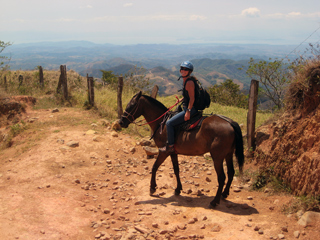 In the Clouds 4 Hour Horseback Ride Monteverde