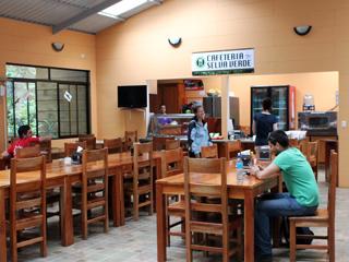 Cafetaria Santa Elena Reserve