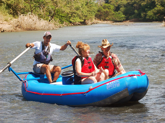 Monteverde Guanacaste Safari Float On The Way!