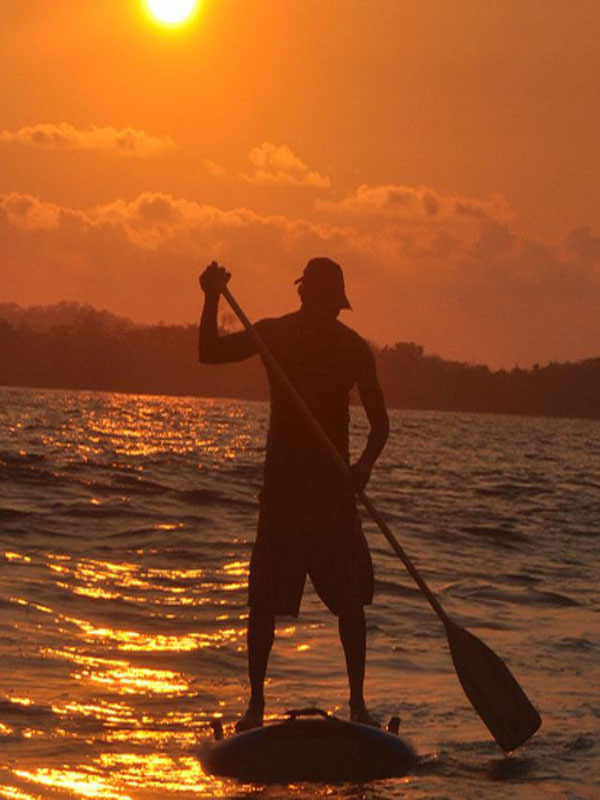 Stand Up Paddle Samara Beach Costa Rica